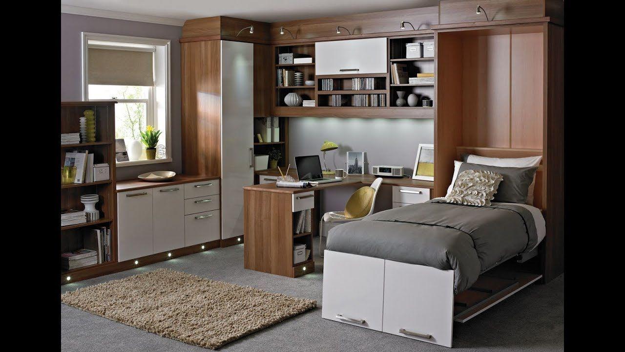 20 Amazing Bedroom Office Design Ideas Office Design Inspiration