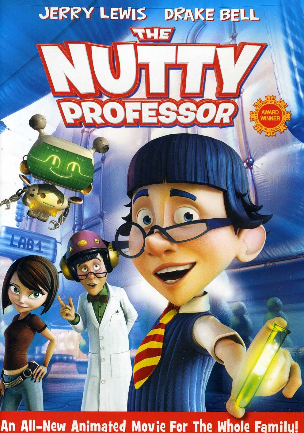 The Nutty Professor The nutty professor, Professor movie