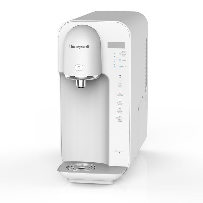 Honeywell Table Top Water Purifier Dispenser White 16in Hot