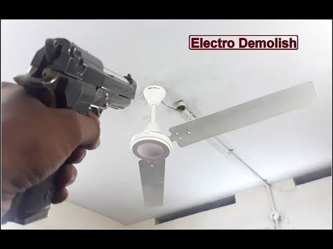 Ceiling fan wobble until it falls down 2 blades and 1 blade test ceiling fan wobble until it falls down 2 blades and 1 blade test ceiling aloadofball Image collections