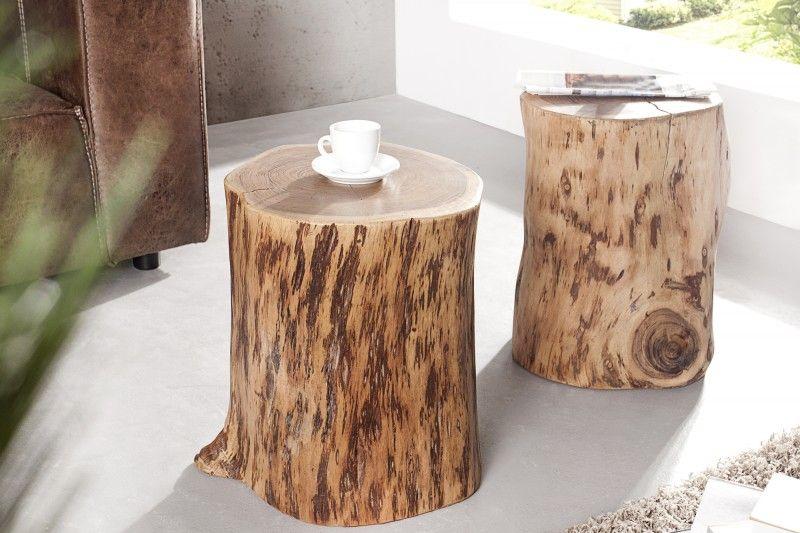 Sgabelli e tronchi in legno tronco efeste home sweet home