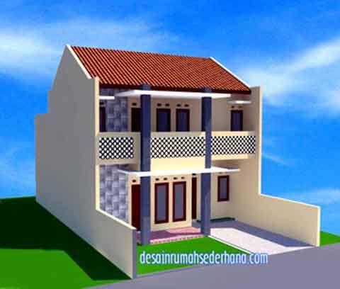 Cara Membangun Rumah Tumbuh 2 Lantai Membangun Rumah Rumah Home Fashion