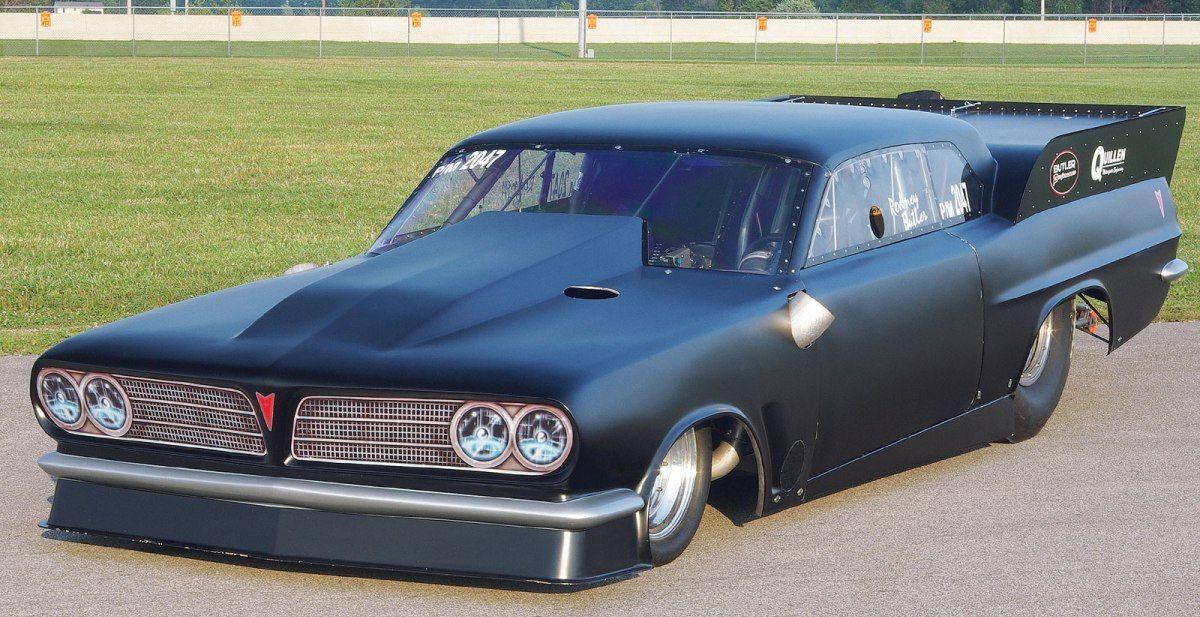 Tubbed 63 Pontiac LeMans (2)   Gassers, Drag Cars & Nostalgia ...