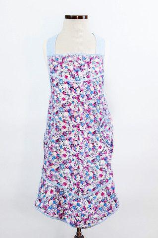 the Meagan child's apron