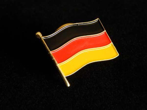 German Flag Pin German Flag Flag Pins Germany Flag