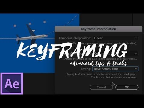 Beyond The Basics Keyframing In Adobe After Effects Adobe After