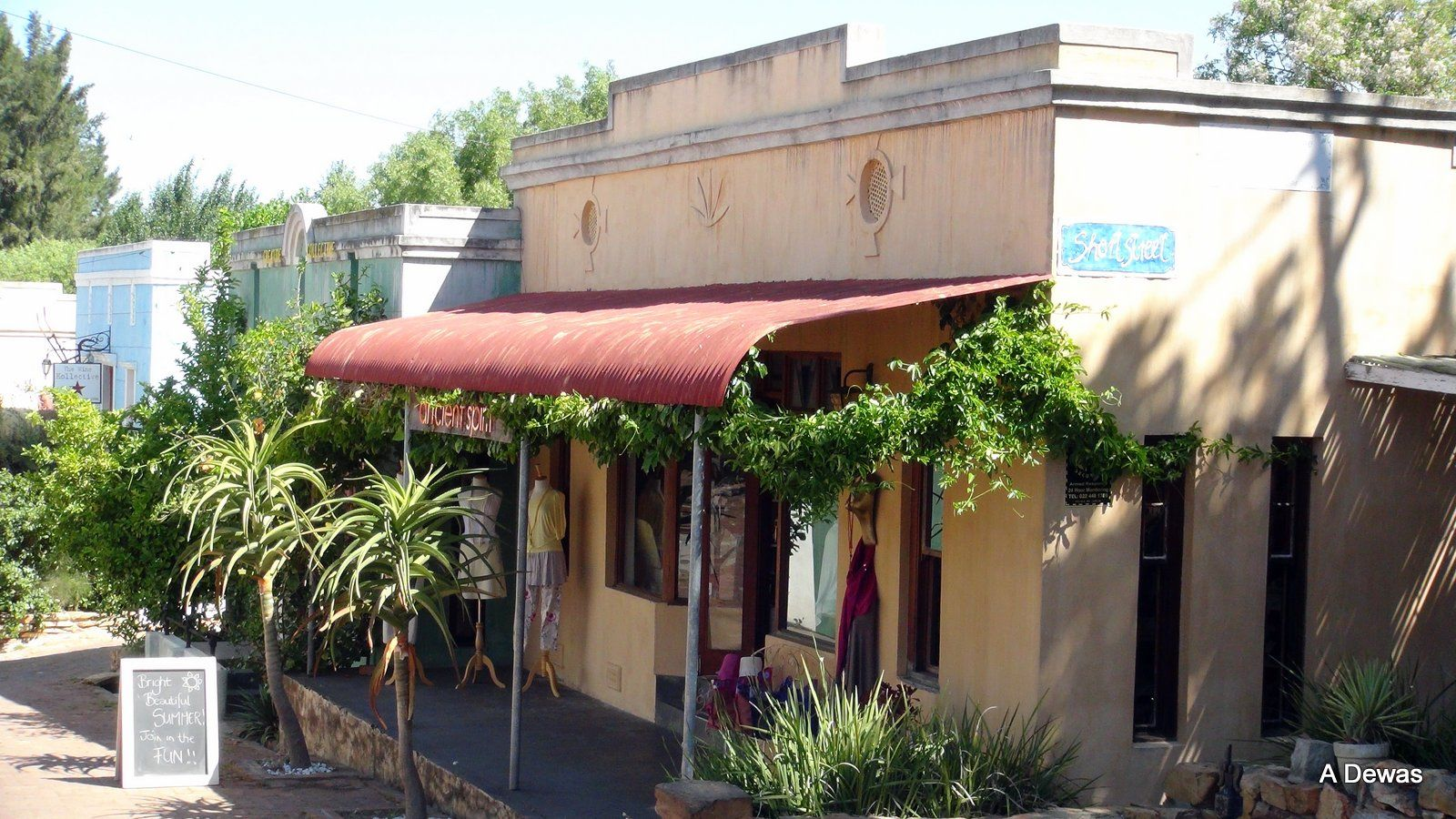 RiebeekKasteel is one of the oldest towns in South Africa