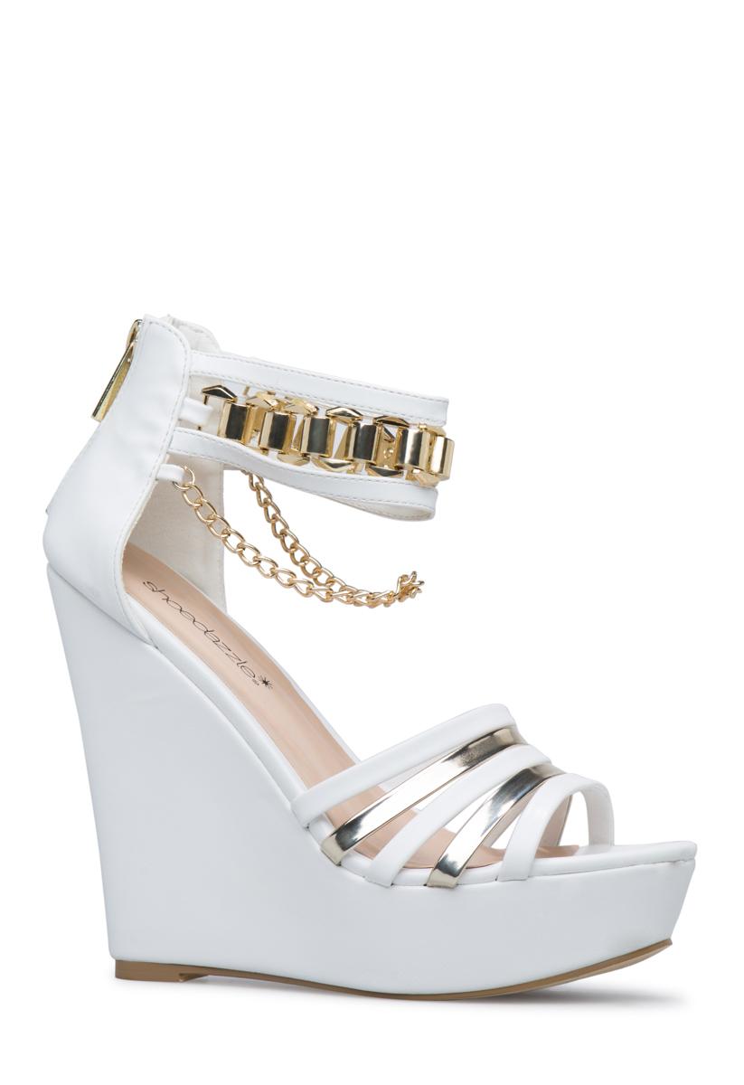 1d53b8c90c6a JANEY EMBELLISHED PLATFORM WEDGE - ShoeDazzle