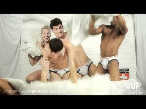 Hot gay guys fighting