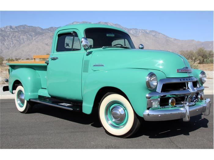 1954 Chevrolet 3100 Stepside Pickup Truck Chevrolet Chevrolet