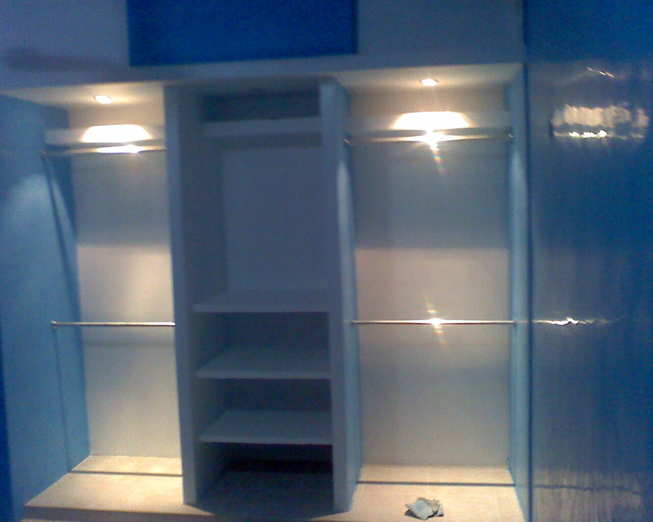 Closet tablaroca home drywall pinterest closet for Techos de yeso modernos