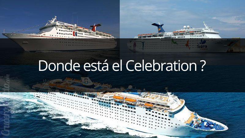 Donde Esta El Grand Celebration Lo Localizamos Tras Su Desaparición Costa Cruceros Cruceros Costa