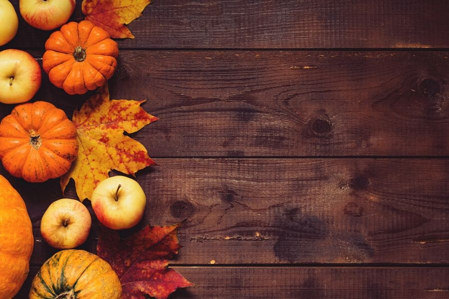 Christian Fall Iphone Wallpaper Thanksgiving Background By Vladislav Nosick Photo