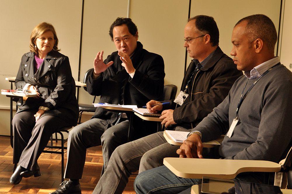 """Durante 2 encontros do Vice Presidente do IPCC Celso Garcia com gestores do Instituto, foi definido um novo conceito de cidadania para o IPCC. """"Criar condições de transformação social que visem à autonomia e a valorização humana"""" Esse é o novo foco para o IPCC continuar transformando vidas em Curitiba."""