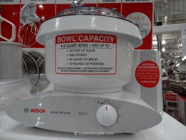 Bosch Universal Plus Kitchen Mixer Costco