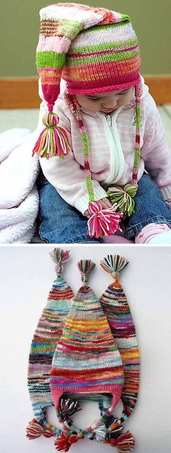 #Easy #Hat #Hudson #Knitting #Pattern Le chapeau Hudson! – Patron de tricot – Tricot …   – crocheted