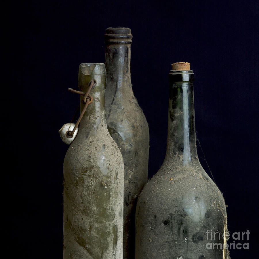 Old Bottles by DouglasHumphries on DeviantArt