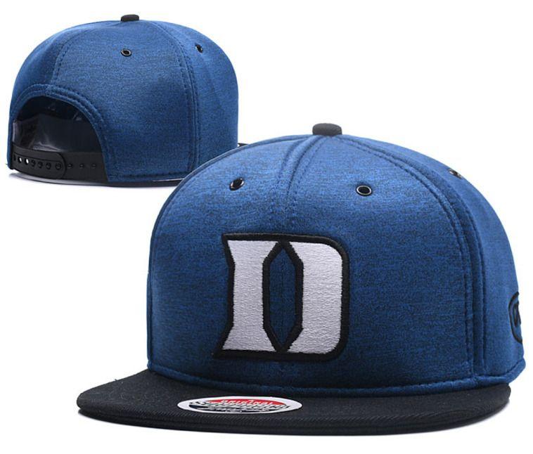 b87139688af NCAA BRAND NEW Duke University Blue Devils Zephyr Straight Snapback ...