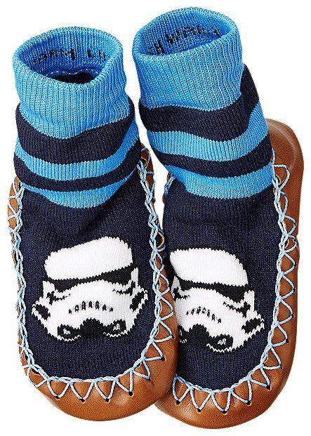 Star Wars™ Slipper Moccasins | Boys Star Wars