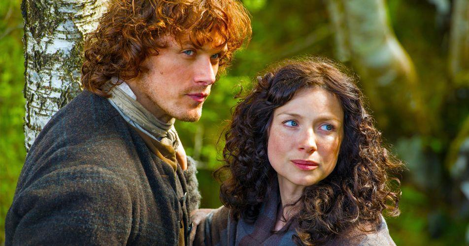 Outlander Im Neuen Trailer Brechen Emotionale Zeiten Fur Jamie Und Claire An Outlander Kriegerin Darsteller
