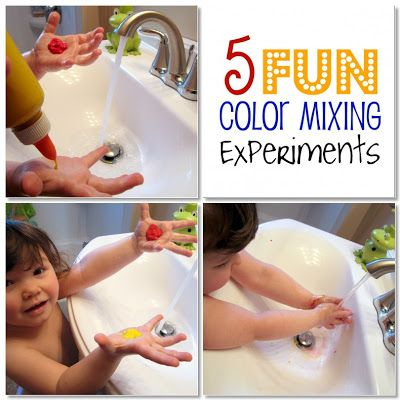 5 Fun Color mixing Experiments for Preschool Kids | B-Inspired MamaFacebookGoogle InstagramLinkedinPinterestTwitterYouTube