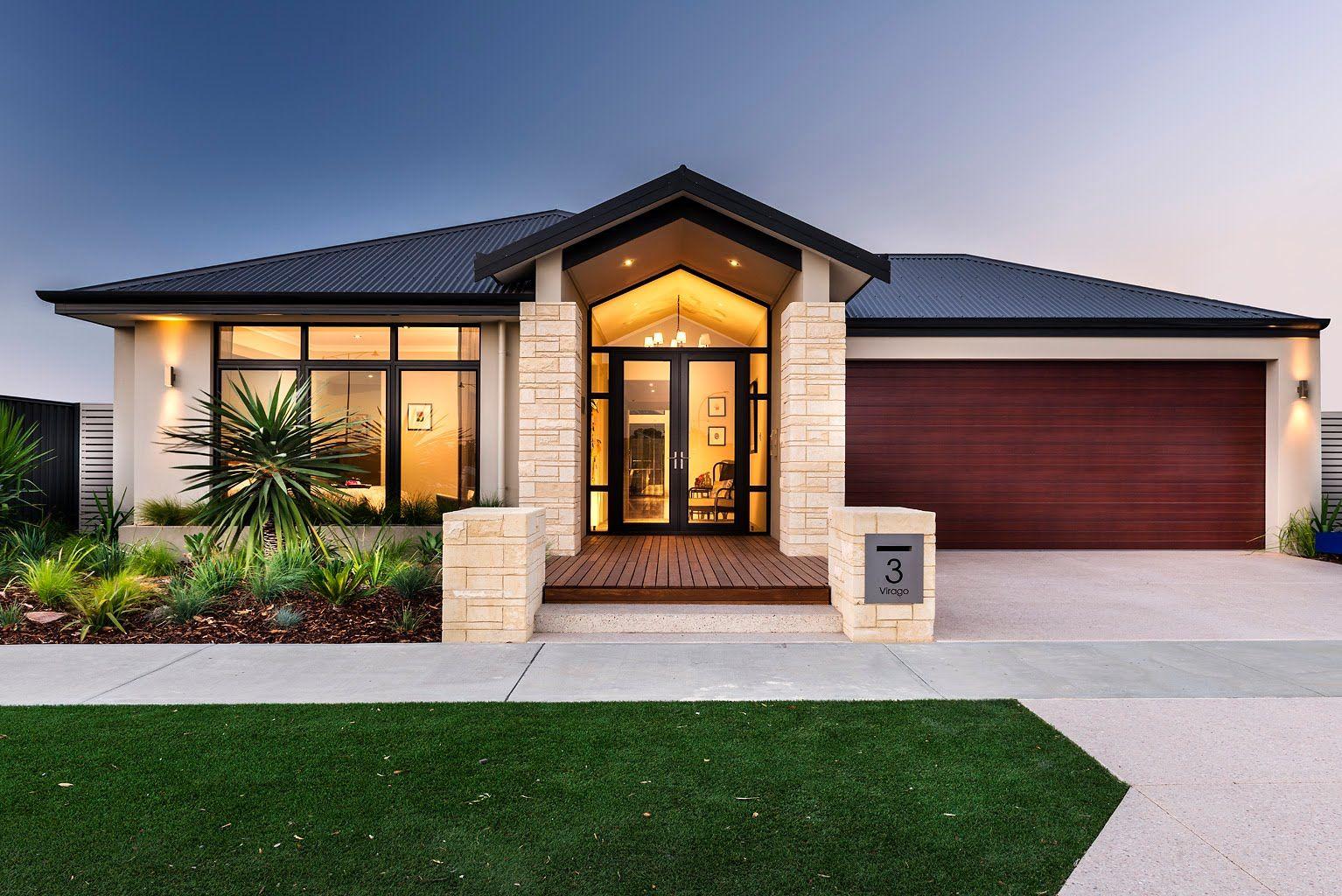 Eden Modern New Home Designs Dale Alcock Homes Youtube Facade House House Exterior Modern House Design
