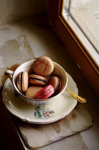 les macarons by ada.fr, via Flickr