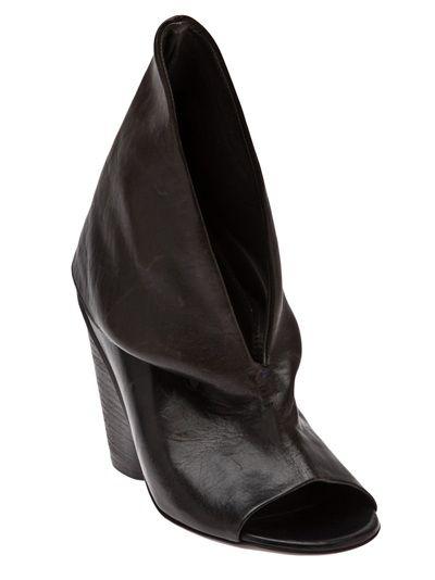 MARSÈLL VAULT - Open toe bootie 5