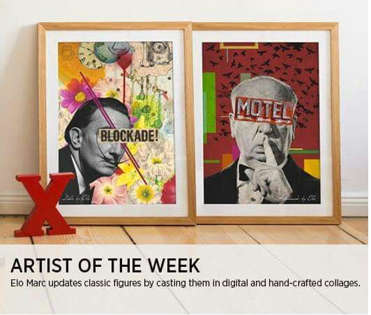 juniqe Berlin makes me the artist of the week