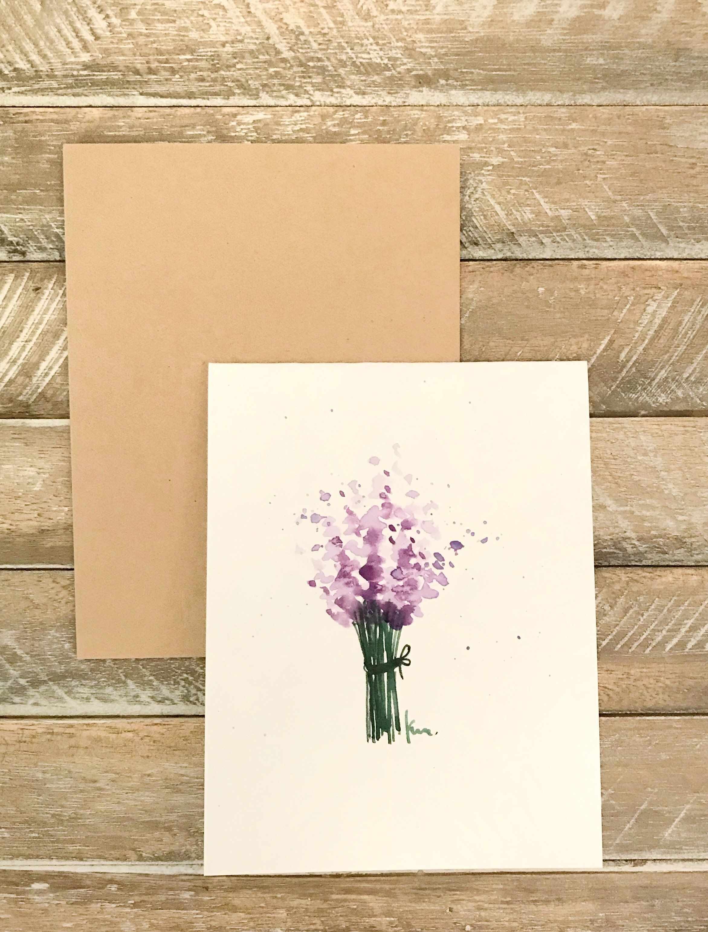 Hand painted greeting cards with flowers products pinterest check our beautiful collection of hand painted greeting cards with flowers painted with high quality watercolors by an artist from canada izmirmasajfo