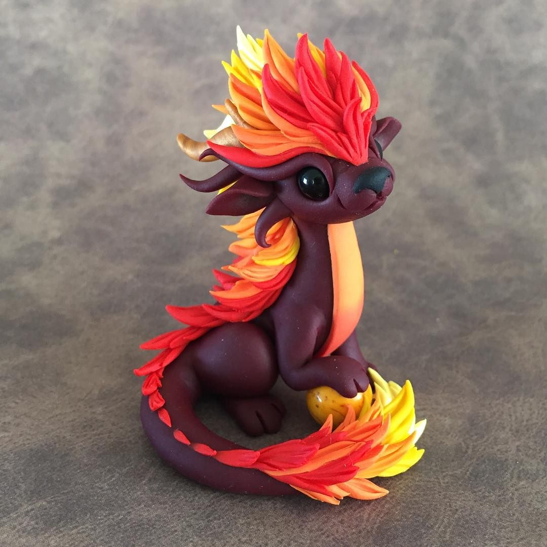 Red Clay Dragon: Pin By 🌱 Tori Krause 💙 On Art: Dragons