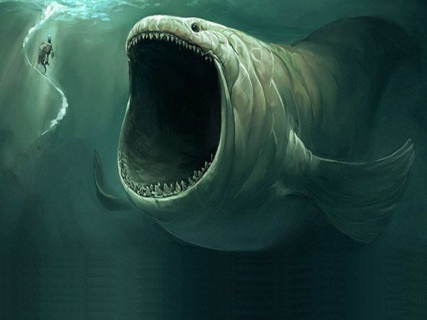 7 Extinct Sea Monsters Straight Out Of Your Nightmare