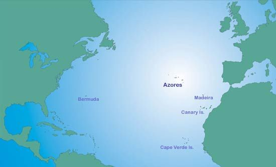 map azores europe » Free Wallpaper for MAPS | Full Maps