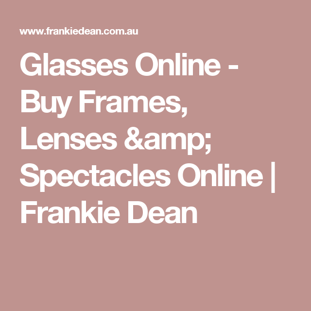 77881e6700c Glasses Online - Buy Frames