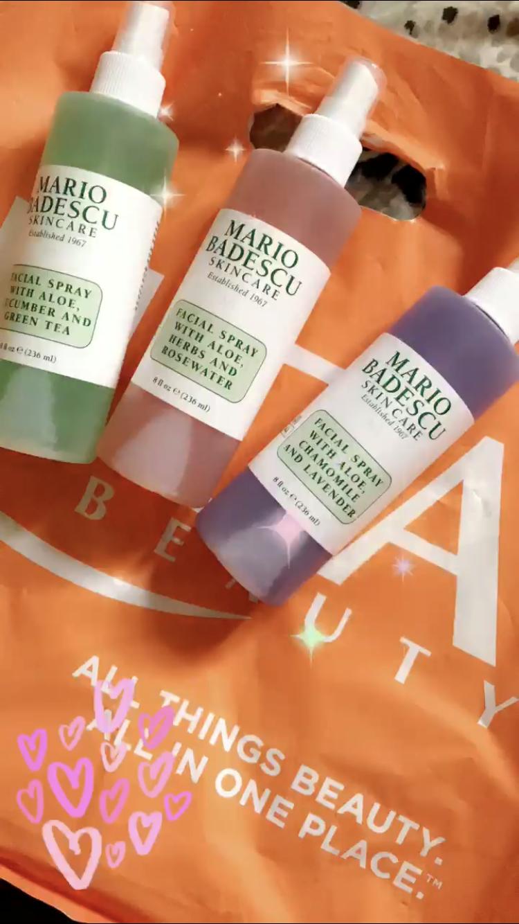 Morning, Makeup, Night 💆🏼♀️ #Ulta | Skin therapy, Skin