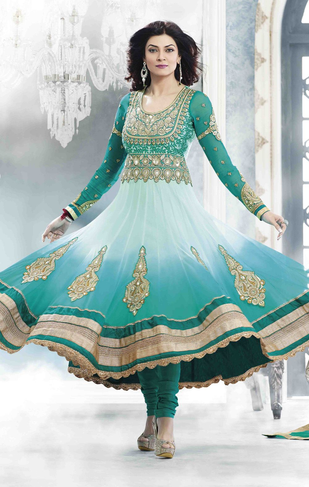 Online Sarees shopping for latest and designer sarees, salwar kameez ...