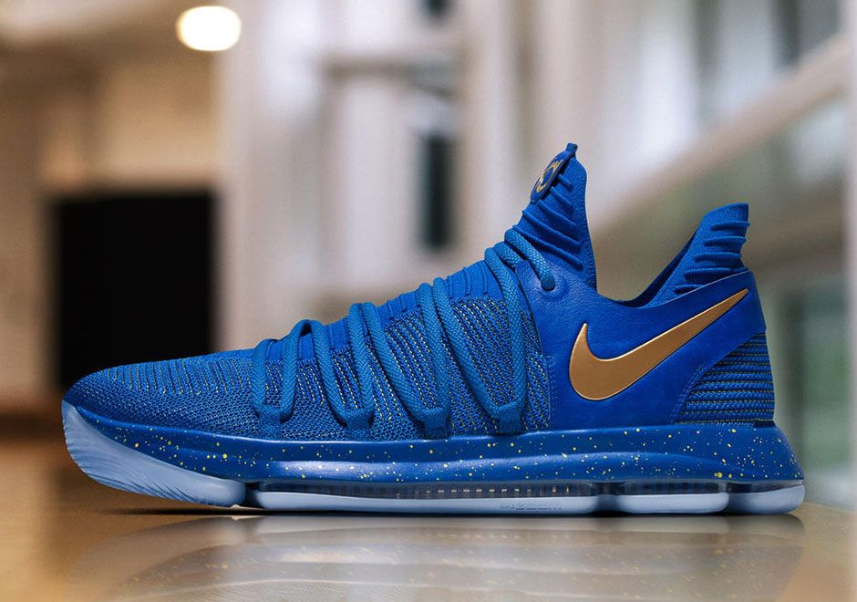 #sneakers #news Kevin Durant To Wear Nike KD 10 PE For NBA Finals Game