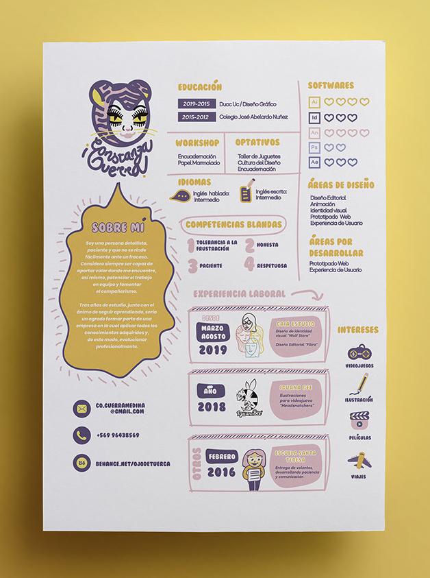 Graphic Designer Animator Resume Cv Graphic Design Cv Resume Design Creative Cv Design Creative