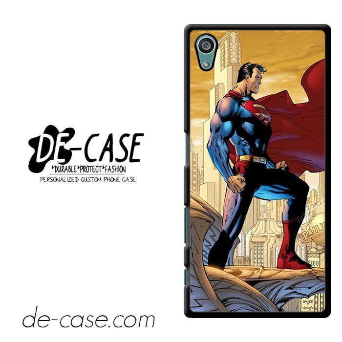 Man Of Steel DEAL-6821 Sony Phonecase Cover For Xperia Z5