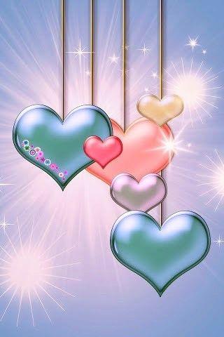 Heartz I Wallpaper.