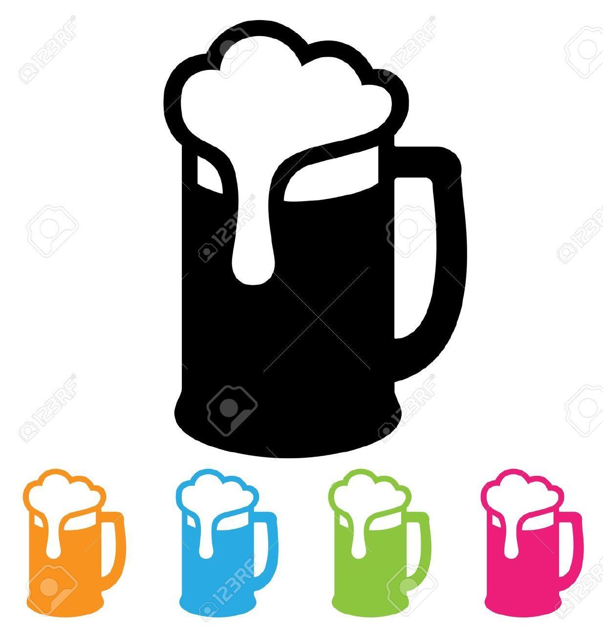Beer Mug Cliparts Stock Vector And Royalty Free Beer Mug