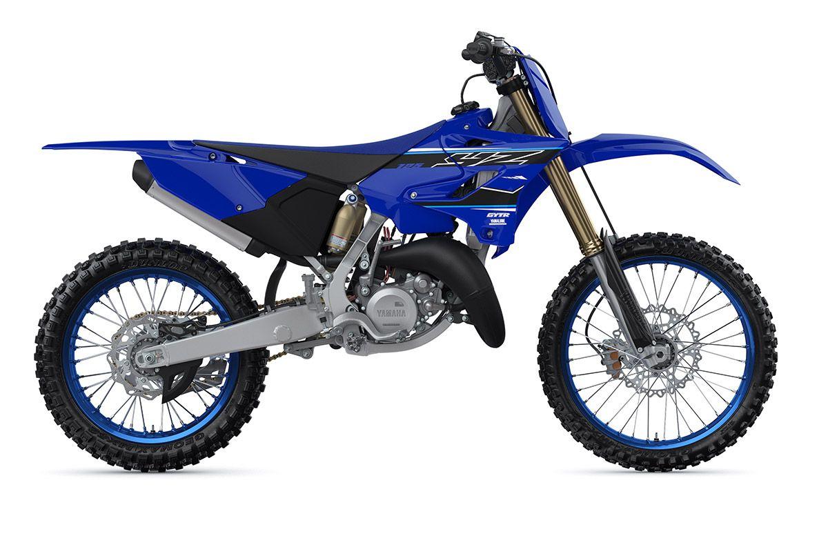 YAMAHA YZ 125 2021 125 cm3 | moto cross | 0 km | Bleu