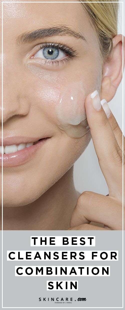 Combination skin requires a cleanser that can cleanse the complexion of pore-clogging dirt and debris and get rid of excess oil without stripping the skin of it's natural oils and leaving it feeling dry and uncomfortable. We share the three best water and gel-based cleansers to use on combination skin types, here.
