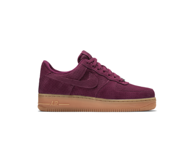 45c18c5f0eece Nike Air Force 1 07 Suede Women s Shoe