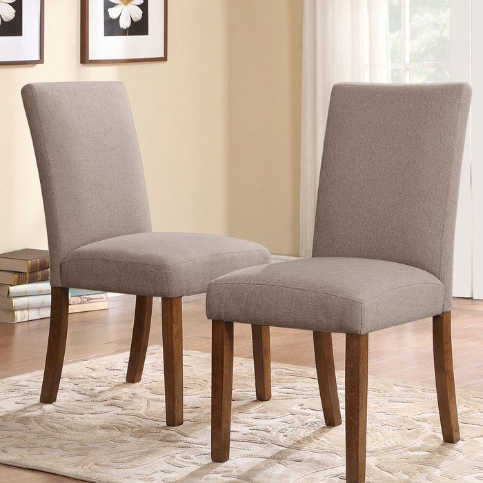 d55bbd2c1b6f7ffe7a5ac46632cf2964 - Better Homes And Gardens Parsons Tufted Dining Chair Beige