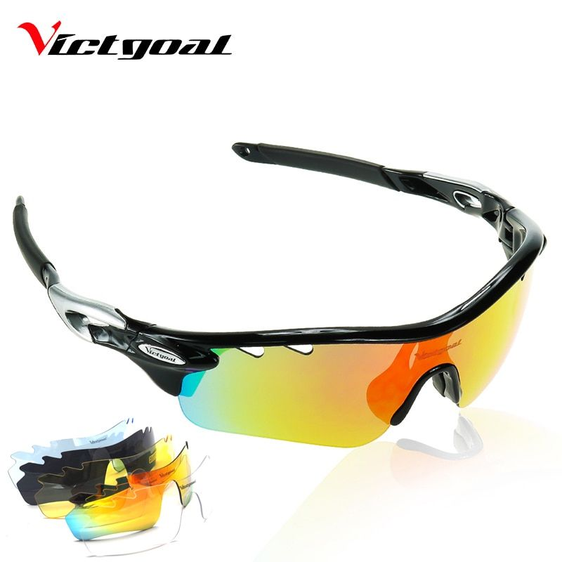 Best Seller Victgoal Polarized Cycling Glasses Uv400 Protect