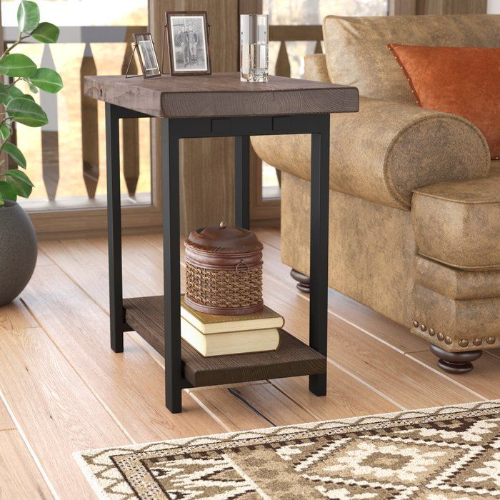 veropeso end table | apartment remodel | end tables, living room, table