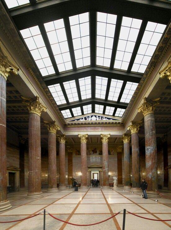 Vienna Parliament, Theophil Hansen