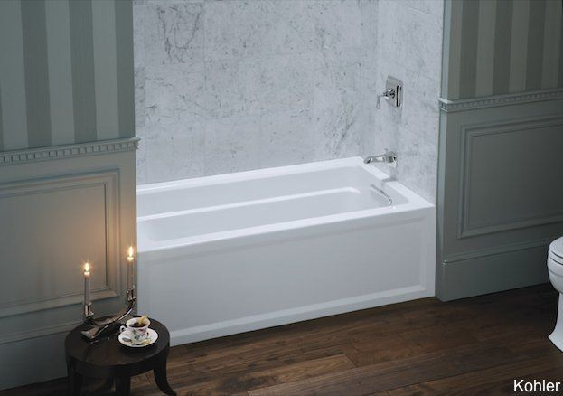 8 Soaker Tubs Designed For Small Bathrooms Bathroom Tubs