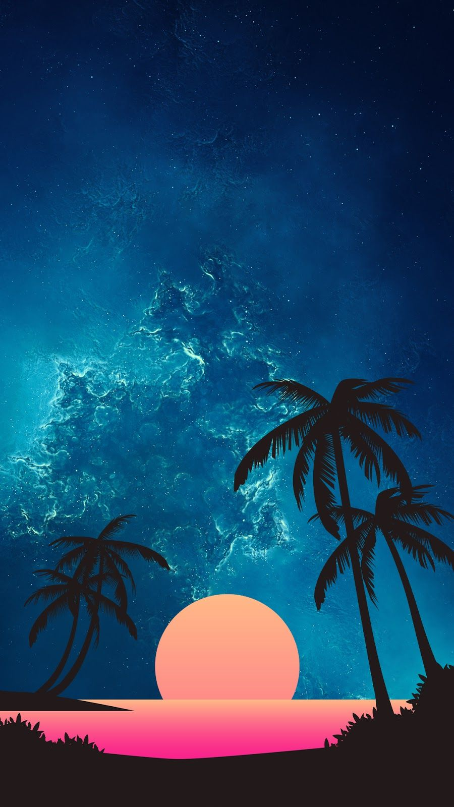 Phone Wallpaper Collection 222 Cool Wallpapers Heroscreen Cc In 2020 Cool Wallpaper Phone Wallpaper Night Sky Wallpaper